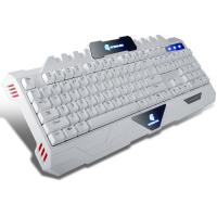 Multi Color Bluetooth Mechanical Gaming Keyboard With Lights Waterproof Manufactures