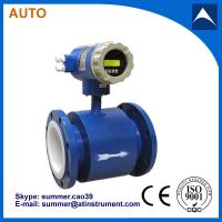Electromagnetic Flow Meter for Water Treatment With Reasonable price Manufactures