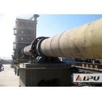 China High Efficiency Rrotating Kiln For Calcination Of High Aluminum Bauxite Ore on sale