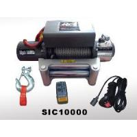 4wd Electric Winch (Sic10000) Fast Line Speed Manufactures