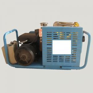 Portable 100 L/min Scuba Air Compressors , Belt Driven Air Compressor Manufactures