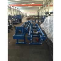 High Precision Pipe Welding Machine Automatic Run Out Table Stable
