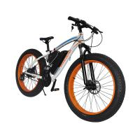 Cheap 350W fat tire electric bike, 26inch alloy electric bicycles  with lithium battery and pedal assistance Manufactures