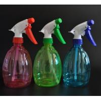 New Style Unique Shape OEM rome Plastic Bottle With Trigger Spray for taking liquid soap Manufactures