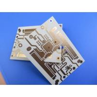 1.6mm High Frequency PCB on RO4350B With Black Text On Substrate Manufactures