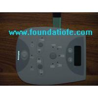 Embedded LED Keyboard Membrane Switch Panel With Flexible Printed Circuit Manufactures