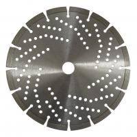 Longlife Turbo Wave Laser Welded Saw Blade For Concrete Block Hand Held Saw Manufactures