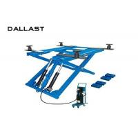 Scissor Lifts Hydraulic Hoist Cylinder 3 / 4 / 5 Stage ISO9001 Certification Manufactures