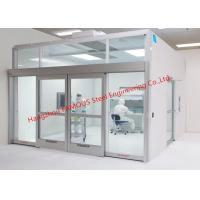 Bio - Pharma Cold Storage Room Medical Laboratory Freezer Clean Room Manufactures
