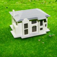 CE ROHS Miniature Architectural Models white wall For exhibition Manufactures