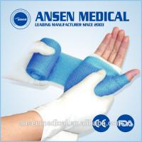 Factory Supply Medical Consumable Orthopedic Fiberglass Casting Tape with CE FDA Certificate Manufactures