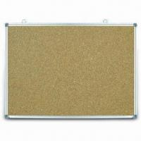 China Aluminum Frame Cork Board, Other Sizes are Available on sale