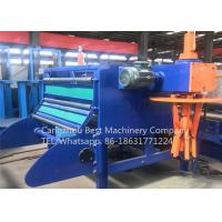 High Precision Automatic 0.3-3mm Steel Coil Slitting Machine Line For Steel And Metal Sheet Manufactures