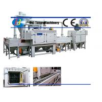 High Capacity Abrasive Blast Systems , Mobile Sandblasting Unit Industrial Chain Gear Transmission Manufactures