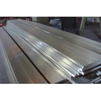 ASTM A276 316 416 Stainless Steel Flat Bar Slitted Rolled Edge for Ship / Building Manufactures