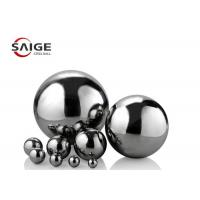 Mirror Surface 7mm Steel Ball , Stainless Steel Roller Ball Hardware For Water Puritier Furniture Manufactures