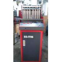 Auto Fuel Injector Tester & Cleaner/launch cnc 601a injector cleaner tester(SS-IT06C) Manufactures