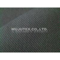 Fashion clothes 350gsm Organic Cotton Twill Malange Fabric Cloth Manufactures