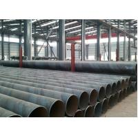 Agricultural Greenhouse Spiral Welded Steel Pipe Q195 Q235  Q345 ASTM A53 Manufactures