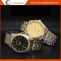 China 024A Cusual Watches Fashion Jewelry Stainless Steel Watch Unisex Women Watch Luxury Watch on sale
