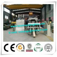 China Automatic Slitting And Cut To Length Line , Slitting And Shearing Machine For Steel Coil on sale