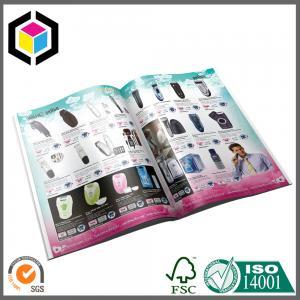 CMYK Color Offset Print Catalogue Printing Service; Professional Catalog Design Manufactures