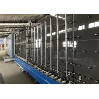 High Speed Double Glazing Glass Machine , Glass Manufacturing Machine Manufactures