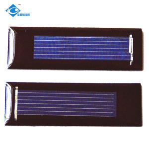 Garden Lights Monocrystalline Silicon Solar Panels , Handmade Toys Mini Solar Cell Manufactures