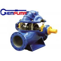 SH series open single-stage Double Suction Split Case Pump for watering plant Manufactures