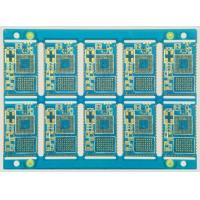 4 Layer Rigid Pcb Board FR4 base , Hasl , lead free Surface Treatment Manufactures