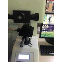 Quality Aluminium Brinell Rockwell Universal Hardness Testing Machine LCD Dispaly for sale