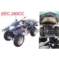 260cc Water Cooled Shaft Drive EEC ATV /Quad (YG260E-A2) Manufactures