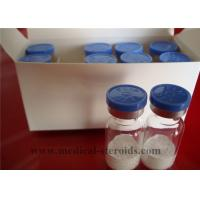 China Anti Aging Steroids Human Growth Hormone Peptide Hexarelin Acetate 2mg / Vials 140703-51-1 on sale