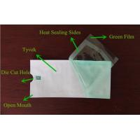 Buy cheap Peelable Seal Medical Sterilization Pouches With 60G Billerud Paper Upper from wholesalers