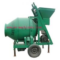 Concrete Truck of Consturction Equipment Machinery  with Hydraulic Hopper Manufactures