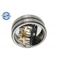 Quality Double Row Bearings 22218 Spherical Roller Bearing Chrome Steel Brass Cage for sale
