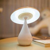 China LED Mushroom Lamp Air Purifier for Home USB Anion Purifier Ozonizer Air Cleaner Air Ionizer on sale
