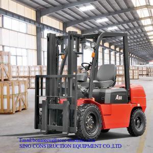China EUR Ⅲ 3 Ton 2070mm Gasoline Diesel Forklift Truck on sale
