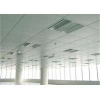 China railway station Perforated Lay In Ceiling Tiles Square With aluminum , 350mm * 350mm for sale