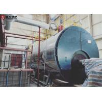China Factory Automatic Competitive Price 10 bar Gas Steam Boiler Bangladesh on sale