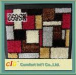 Decorative Nonwoven Car Carpet Backing PET , Home Carpet Cloth Manufactures