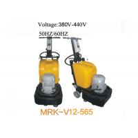 China 50HZ / 60HZ High Speed Granite Concrete Marble Stone Floor Polisher With Three Phase on sale