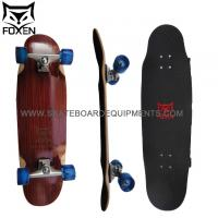 7 Canadian Maple Bottom Red Romance 34 inch Canadian maple skateboard Manufactures