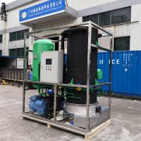 10ton Ice Tube Factory Makers Industrial commercial Ice Making Machine for sale
