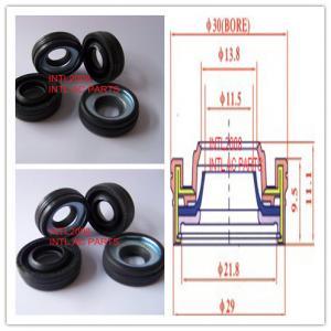 Auto AC Compressor shaft seal/ lip seal for Denso 7SBU 16R134a Compressor Manufactures