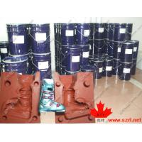 China shoe soles molding silicone rubber on sale