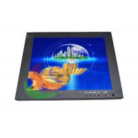 10.4 Inch Industrial LCD Monitor High Definition For Supermarket Advertising Manufactures