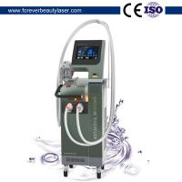 China Vertical two handles CE/ISO Approved Pigmanention Removal SHR IPL Hair Removal Laser Device on sale
