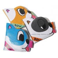Cute Appearance Plastic Scratchpad Cover PVC Stationery Memo Pad Cover Manufactures