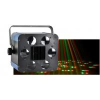 6 Eyes RGB Led Beam Effect Lights For Disco / Night Club / Concert Stage Lighting Manufactures